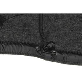 Bergans Osen Down/Wool Jas Heren zwart